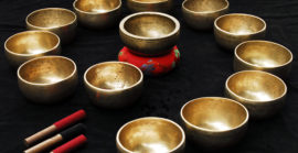 Los cuencos Tibetanos y sus beneficios